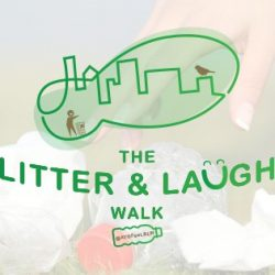 Welcome to Litter and Laugh Walk