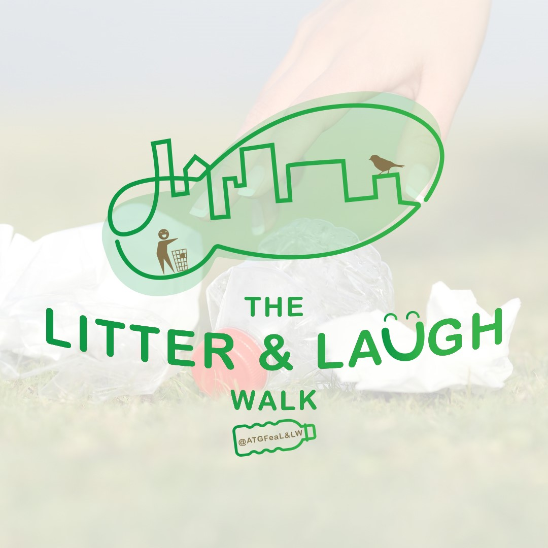 Litter and Laugh Walk